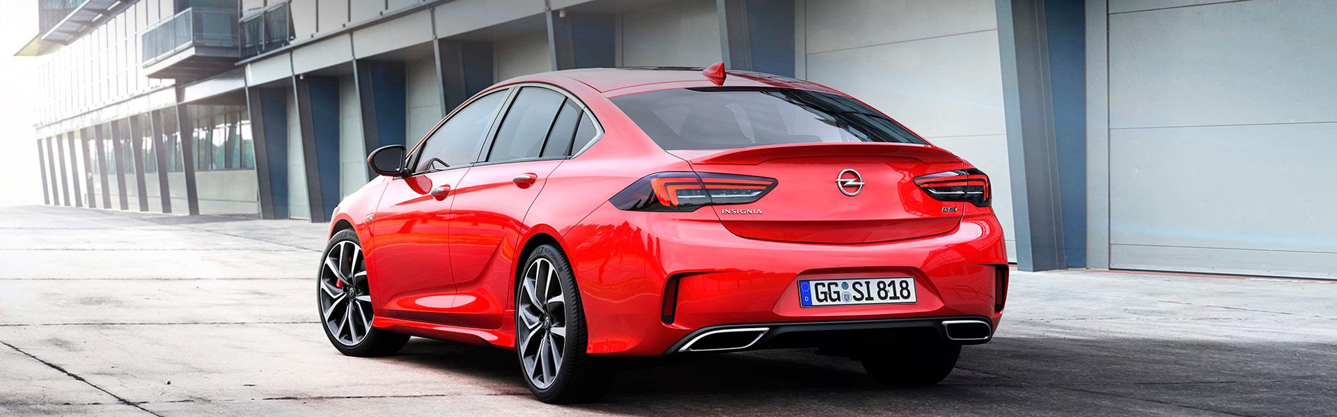 Сервис Opel Insignia